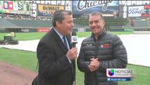 El Primo Rafa hará el primer lanzamiento en el juego de los White Sox