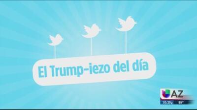 """El Trump-iezo del día: colaboradores de Trump se unen al debate """"Laurel"""" o """"Yanny"""""""