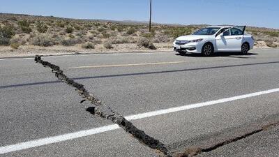 Declaran Estado de Emergencia en Ridgecrest tras fuerte sismo de 6.4 que afectó a todo el sur de California