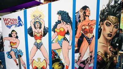 Sí, Wonder Woman es bisexual
