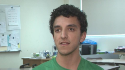 Conoce a este joven hispano que fue aceptado por las universidades de Harvard, Stanford y Yale