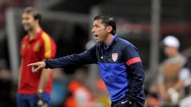 Sub-20 de EE.UU. con hijo de Klinsmann vence 1-0 al Monterrey en Dallas Cup