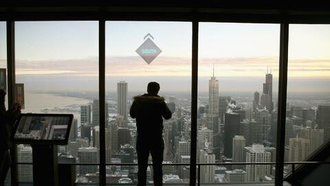 Reportan incremento en el número de turistas que visitan Chicago