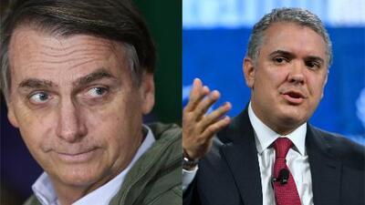 Brasil y Colombia, dos países inconformes con las recientes acciones del régimen cubano