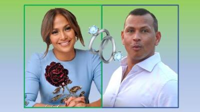 Solo falta el anillo: ya se habla de boda en casa de Jennifer López y Alex Rodríguez