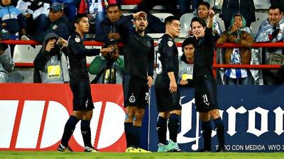 Chivas marcó más de dos goles por primera vez en 18 juegos, y más números de la J8 de Liga MX