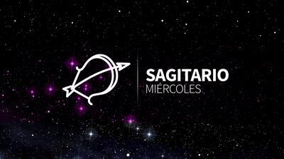 Sagitario – Miércoles 7 de junio 2017: Di esa palabra esperada