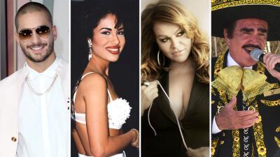 Cantantes famosos que probaron las mieles de las telenovelas