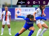 Sin Licha Cervantes, Chivas Femenil vence a Cruz Azul y acecha el liderato de Tigres