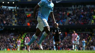 El Manchester City goleó a Stoke con comodidad y ya piensa en el Real Madrid