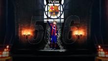 ¡Messi rompe una nueva marca en el Barcelona!