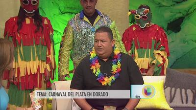 Alcalde de Dorado te invita al Carnaval del Plata