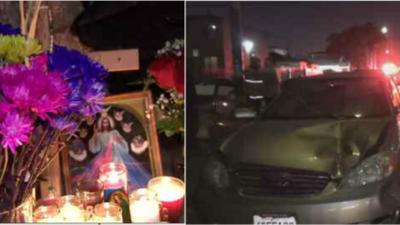 Hispana muere tras ser arrollada por múltiples vehículos en Los Ángeles