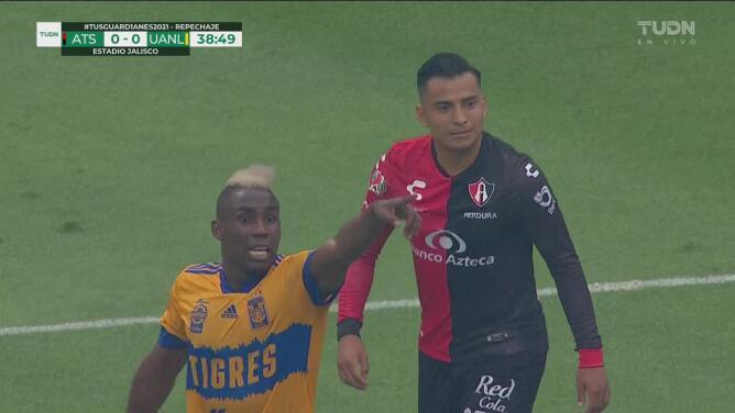 ¡Avisan los Zorros! Jairo Torres casi marca un golazo de volea