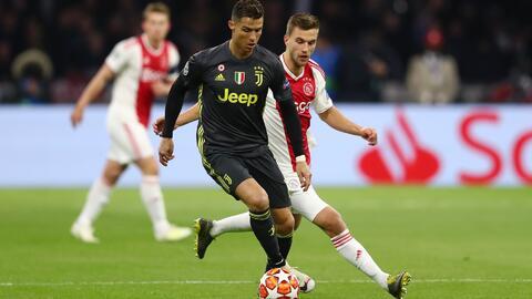 Ajax 1-1 Juventus – GOLES Y RESUMEN – IDA CUARTOS DE FINAL – UEFA Champions League