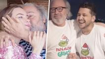 Christian Nodal demuestra la cercanía que tiene con su suegro en el Día del Padre