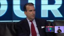 El presidente de la Junta de Control Fiscal habla de su renuncia