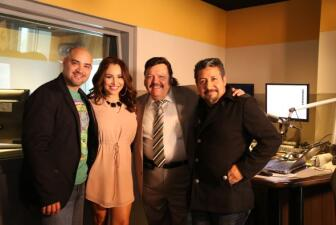 ¡Ramón Ayala con Bueno, Mala y Feo!