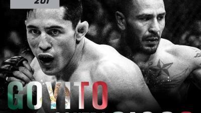México, Colombia y Paraguay presentes en UFC 201