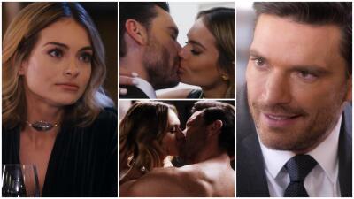 Carlos y Michelle: el peligroso y apasionado amor de 'Por amar sin ley' que promete un gran final