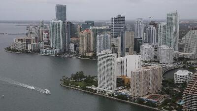 Día frío y ventoso, el pronóstico del tiempo para este jueves en Miami