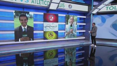 ¡Se puso candente el Toluca vs. América, Celorio vs. Araige!