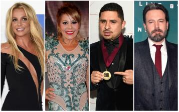 Estos artistas superaron sus adicciones y hoy son ejemplo de superación