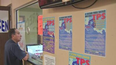 Cerca de 35,000 personas en el área de Houston podrían quedarse sin TPS