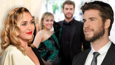 """Miley Cyrus y Liam Hemsworth no han """"terminado por completo"""""""