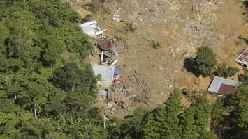 Crisis humanitaria en Honduras y Guatemala tras el paso del fenómeno Eta