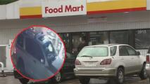 Buscan al sospechoso de balear a una niña de 3 años en una gasolinera de Dallas