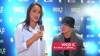 Vico C presenta su pelicula autobiografica en Republica Dominicana