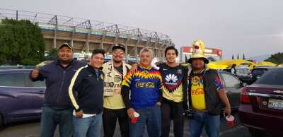 Así se vivió el color de la Semifinal de la Copa MX entre América y Tijuana