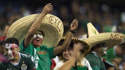 Volvió el grito del 'Eh puuu…' a los partidos de la Selección Mexicana