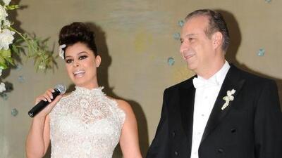 Retrojueves: recordamos las palabras de Yadhira Carrillo a su esposo Juan Collado durante la boda en 2012