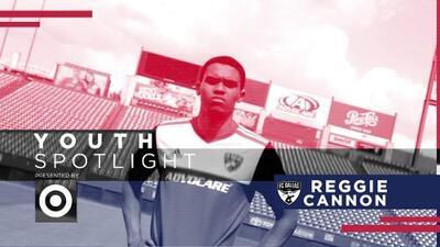 Jóvenes Promesas de la MLS: Reggie Cannon de FC Dallas