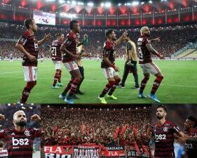 ¡Flamengo aplasta 6-1 en marcador global a Gremio!