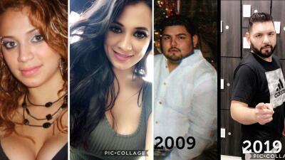 Estos locutores del regional mexicano también le entraron al #10YearChallenge