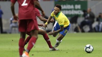 Neymar está descartado para jugar la Copa América con Brasil