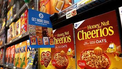 Docenas de cereales para niños contienen trazas de pesticida cancerígeno