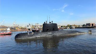 Hallan el submarino argentino que desapareció hace un año en aguas del Atlántico