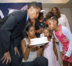 Michelle, Malia y Sasha Obama: 25 retratos de la vida cotidiana