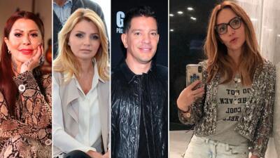 Asaltan en México a la embarazada Erika Zaba: aumentan a 12 los famosos víctimas de ladrones