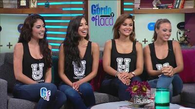 Las finalistas de Nuestra Belleza Latina VIP eligieron a su favorita