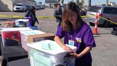 Decenas de enfermeros viajan a Tijuana para brindar ayuda humanitaria a integrantes de las caravanas