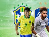 Brasil contra Francia, la final adelantada