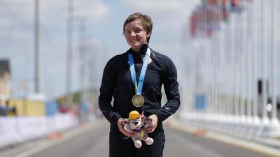La ciclista Kelly Catlin, medallista en Río 2016, falleció a los 23 años