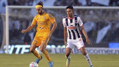 Clásico Tigres vs Rayados termina con empate