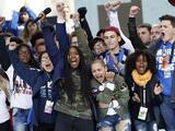 Los jóvenes demuestran la fuerza de su movimiento contra las armas y llaman a votar en las próximas elecciones