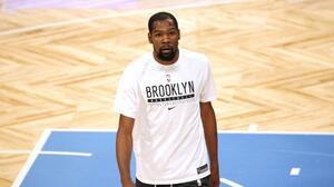 Kevin Durant no podrá disputar el Juego de Estrellas de la NBA